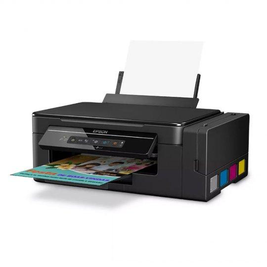 Impressora Multifuncional Epson Ecotank L396 - C11cg50302