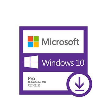 Microsoft Windows 10 Pro, 32/64 Bits, Português, Digital para Download, ESD