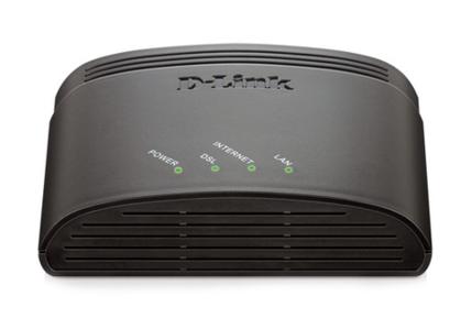 MODEM ADSL2+ DLINK DSL-2500EBR