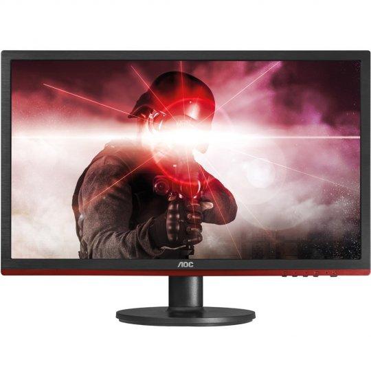 Monitor Gamer AOC 24 LED Widescreen 1ms VGA/HDMI/Display Port G2460VQ6