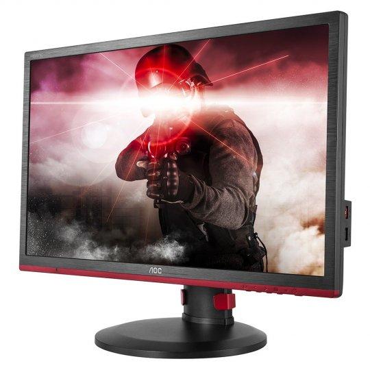 Monitor Gamer Aoc Led 24´ Widescreen 1ms 144hz Vga/Hdmi/Display Port G2460pf