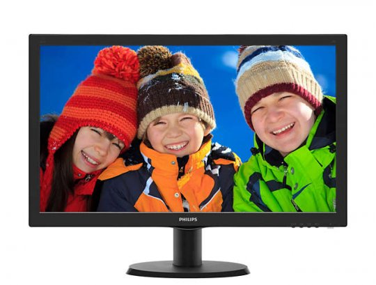 Monitor Widescreen LED 23.6