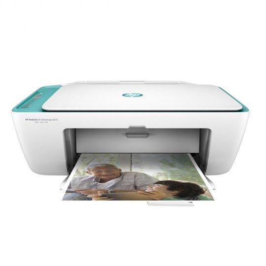 Multifuncional Hp Deskjet Ink Advantage 2676 Wi-fi, Impressora, Copiadora e Scanner
