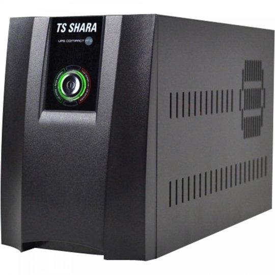 Nobreak TS SHARA 1400VA Power UPS Compact Pro 2BS 5Ah / 2BA 45Ah Preto 4431 Universal Bivolt