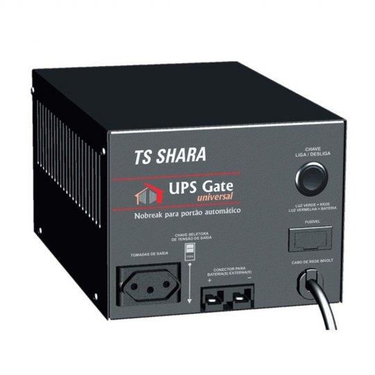 Nobreak Ts-shara Ups Gate 1600va - 24v Universal 4399 para portão eletrônico