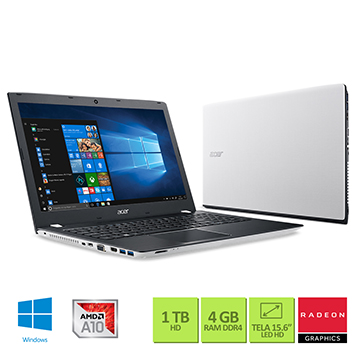 Notebook Acer E5-553G-T4TJ, 15.6