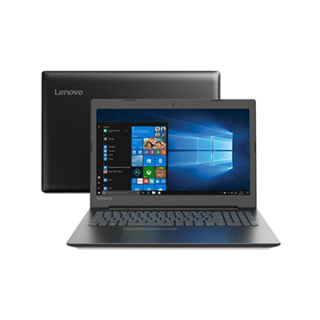 Notebook Lenovo B330 Core I3-7020U 4GB 500GB Win 10 Pro
