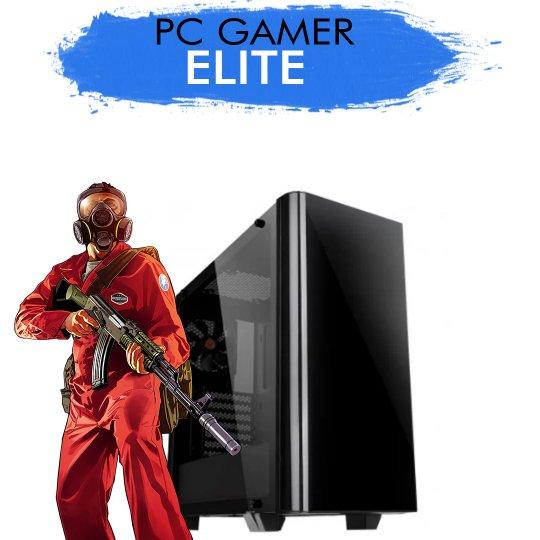 PC Gamer InfoParts ELITE - Intel Core i5-8600, GTX1050TI 4GB, 1TB, 8GB RAM