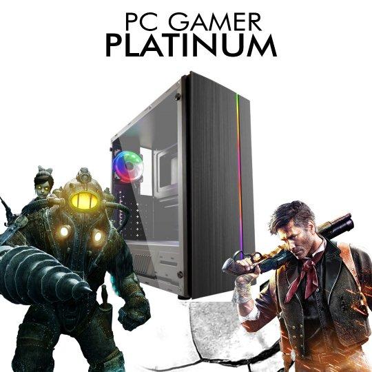 PC Gamer InfoParts Platinum - Intel Core i5-8400, GTX 1660TI 6GB, 1TB, 8GB RAM