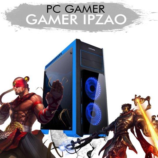 PC InfoParts GAMER IPZAO - RYZEN 7 1700 3.0ghz, 1 TB, GTX 1060 6GB, 8GB DDR4