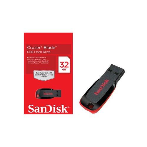 Pen Drive 32GB SANDISK Z50