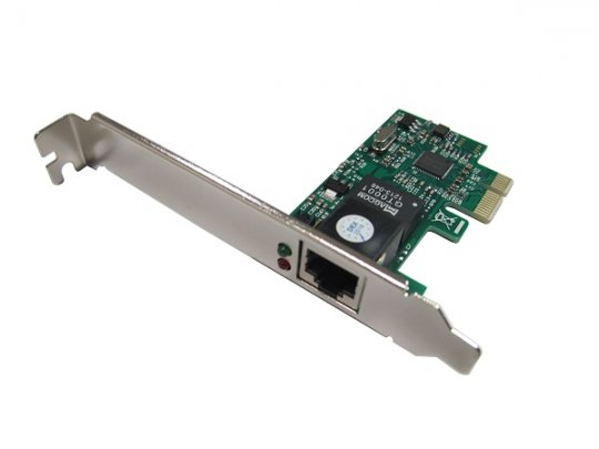 Placa de Rede Pci Express 10/100/1000 Gigabit Dp-02 Dex