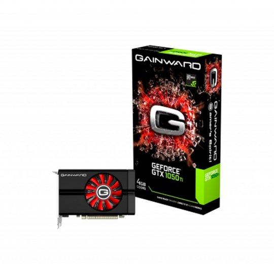 Placa de vídeo GTX1050 TI 4GB GDDR5 128BITS Gainward NE5105T018G1-1070F