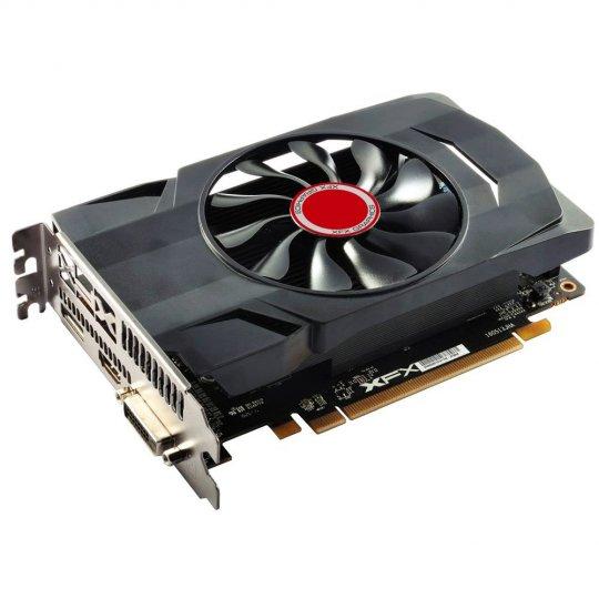 PLACA DE VIDEO RX 560D 4GB RADEON DDR5 1196MHZ CORE DP XFX RX-560D4SFG5