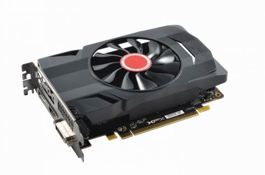 PLACA DE VÍDEO VGA AMD XFX RADEON RX 560D 2GB DDR5 1196MHZ CORE DP RX-560D2SFG5