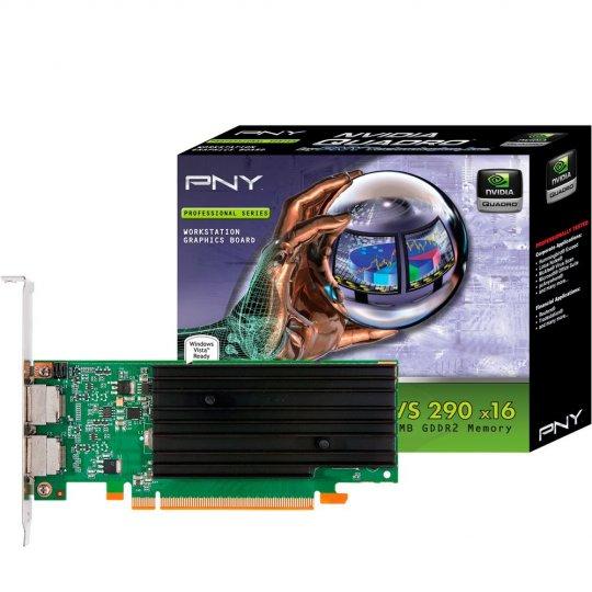 Placa de video Quadro nvidia Pny Quadro Nvs295 X16 Dvi Retail Pci-e - Vcq295nvs-x16-dvi-pb