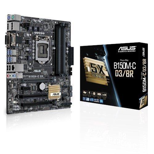 PLACA MAE LGA1151 ASUS B150M-C D3/BR DDR3