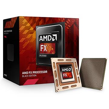 Processador Amd FX-6300 3.5GHZ AM3+ 14MB Cache box fd6300wmhksbx