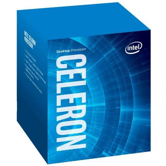 Processador Intel Celeron G3900 Skylake, Cache 2MB, 2.8GHz, Intel HD Graphics 510 BX80662G3900