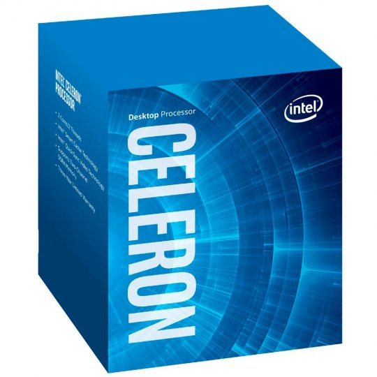 Processador Intel Celeron G3930 Kaby Lake, Cache 2MB, 2.9GHz, LGA 1151