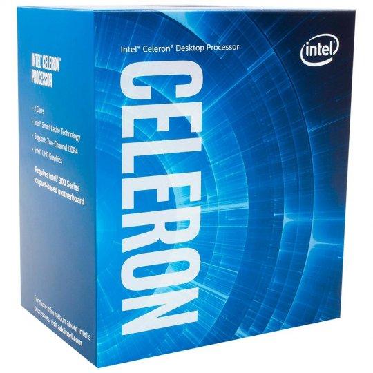 Processador Intel Celeron G4900 Coffee Lake Cache 2MB 3.1GHz LGA 1151