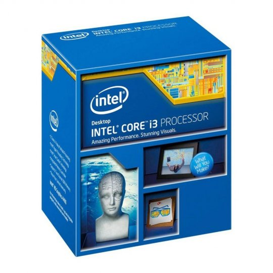 Processador Intel Core i3-4170 Haswell, Cache 3MB, 3.7Ghz, LGA 1150, Intel HD Graphics 4400