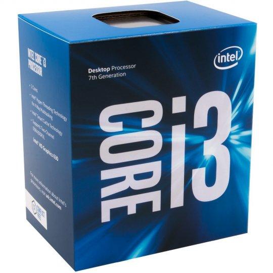 Processador Intel Core i3-7100 Kaby Lake 7a Geração, Cache 3MB 3,9GHz LGA 1151 Intel HD Graphics