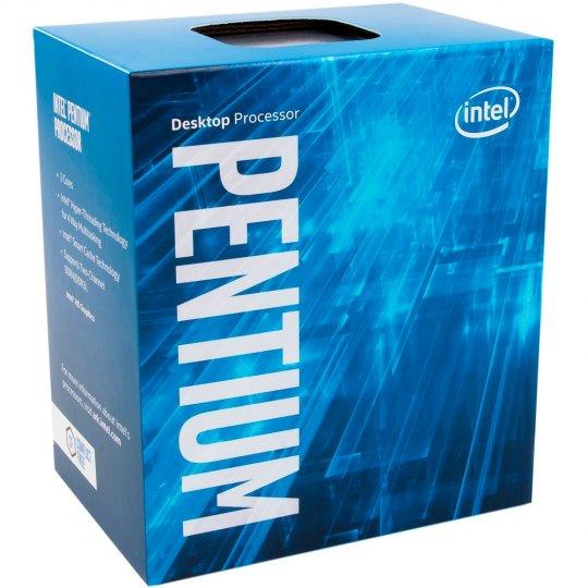 Processador Intel Pentium G4560 3,50ghz 3mb Lga1151 Kabylake