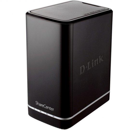 Storage ShareCenter 2-Bay Cloud Network Enclosure D-Link DNS-320L