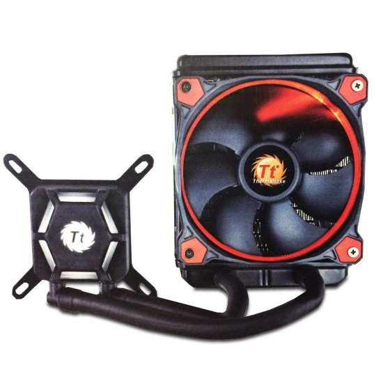 WaterCooler Thermaltake 3.0 X120 Red 120 LCS CL-W159-PL12RE-B