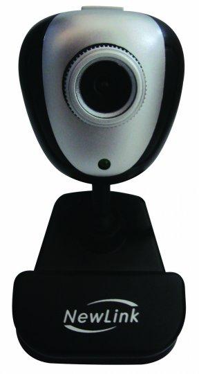 WEBCAM Com microfone EASY NEWLINK WC301