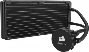 Water Cooler Corsair Hydro Series H110 Radiador 280mm Cw-9060014-ww