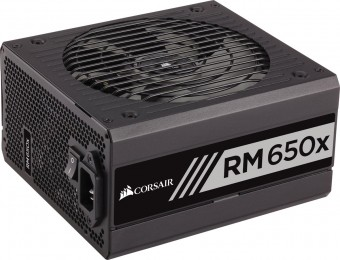 Fonte Atx 650W RM650X Full-Modular 80Plus Gold CP-9020091-WW