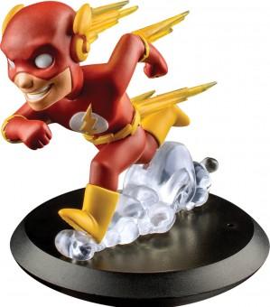 Action Figure Dc Comics Flash Q-fig