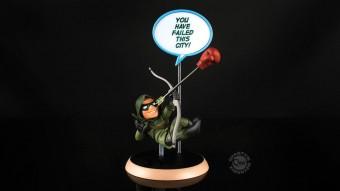 ACTION FIGURE DC COMICS GREEN ARROW Q-FIG