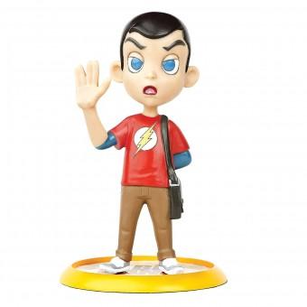 Action Figure The Big Bang Theory - Sheldon Q-fig