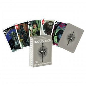 Colecionável - Baralho Cartas Dragon Age Serie 2