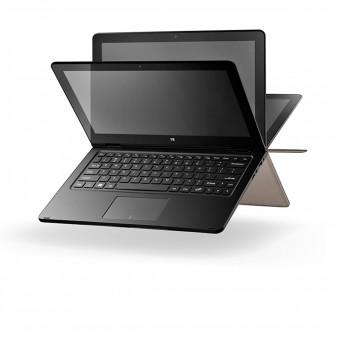 Notebook Multilaser 2 EM 1 Intel Quad Tela 11.6 2GB 32GB Windows 10 Cinza M11W NB258