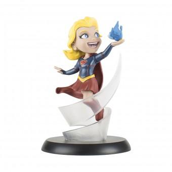 Action Figure Dc Comics Supergirl Qfig