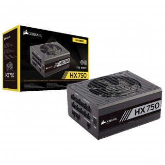Fonte Atx 750w HX750 80 Plus Platinum - CP-9020137-WW