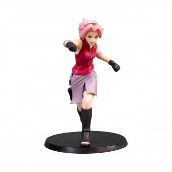 Action Figure Sakura Haruno Standing Characters - Naruto