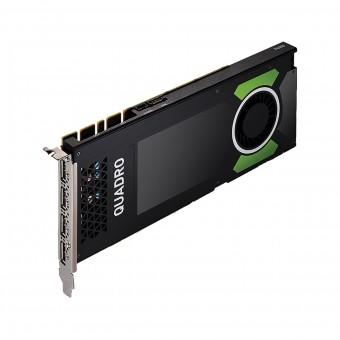 PLACA NVIDIA QUADRO P4000 8GB GDD5 256 BITS VCQP4000-PORPB - SUPORTA ATÉ 4 MONITORES/TV