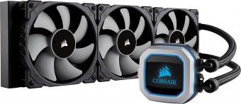 Water Cooler Corsair H150i Pro Rgb 360mm - Triple Fan 120mm  - Cw-9060031-ww