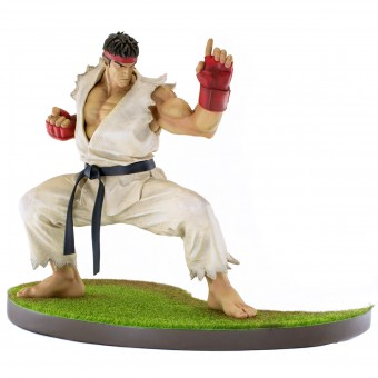 Action Figure Ryu - The Beast Unleashed - Street Fighter