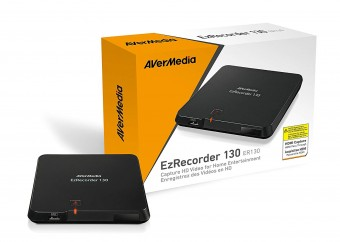 Gravador de vídeo e Tv Avermedia EZRECORDER ER130