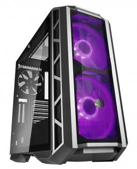 Gabinete Mastercase H500P Mesh - Rgb - Vidro - MCM-H500P-MGNN-S10