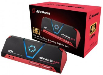 Imagem - Placa de Captura Avermedia Live Gamer Portable 2 - GC513