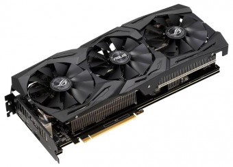 Placa de video Nvidea Geforce Asus Rtx 2060 6Gb GDDR6 - 192 Bits - Rog-STRIX-RTX2060-A6G-Gaming