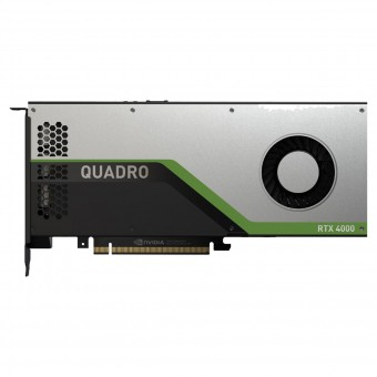 Placa de video Nvidea Quadro Rtx 4000 8GB GDDR6 256 Bits 3 Display Port - 1 USB-C -  UVCQRTX4000-PORPB