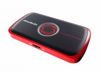 Placa de captura Avermedia Live Gamer Portable - C875